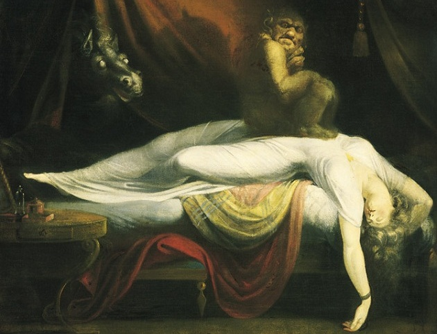 დამბლა ძილში – გღვიძავს, მაგრამ გძინავს