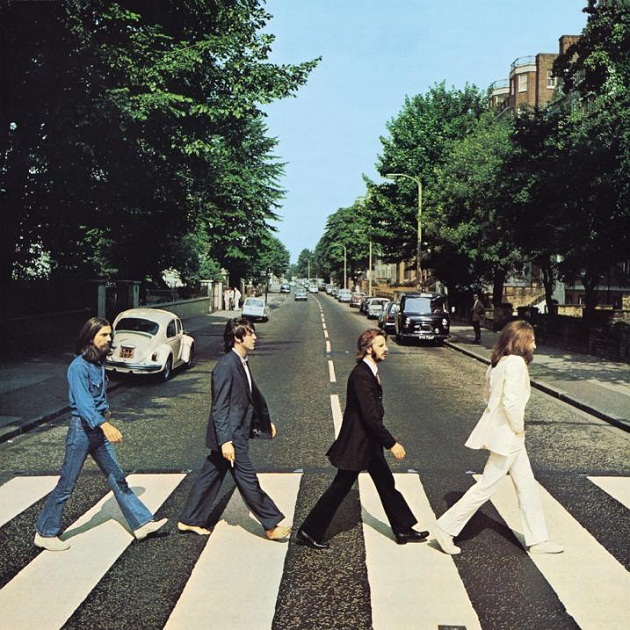 Versiones de Abbey Road Abbey-road